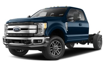 2019 Ford F-350 Chassis - Blue Jeans Metallic