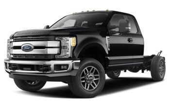 2019 Ford F-350 Chassis - Agate Black Metallic