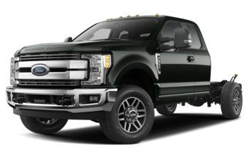 2019 Ford F-350 Chassis - Green Gem