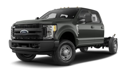 2018 Ford F-350 Chassis XL