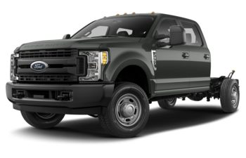 2019 Ford F-350 Chassis - Magnetic