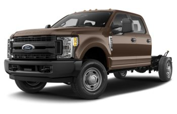 2019 Ford F-350 Chassis - Stone Grey