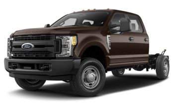 2019 Ford F-350 Chassis - Magma