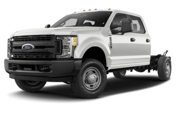 2019 Ford F-350 Chassis - Oxford White