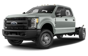 2019 Ford F-350 Chassis - Silver Spruce