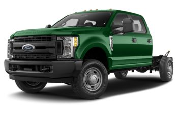 2019 Ford F-350 Chassis - Green