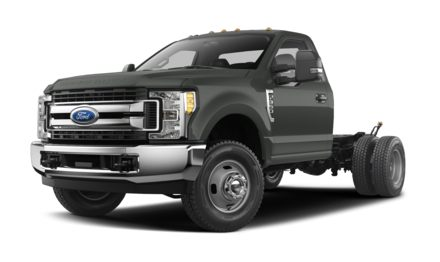 2017 Ford F-350 Chassis XL