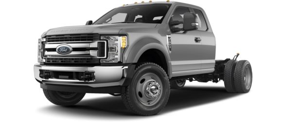 2018 Ford F-450 Chassis