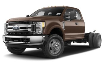 2018 Ford F-450 Chassis - Stone Grey