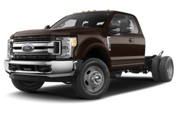 2018 Ford F-450 Chassis - Magma