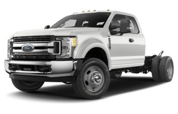 2018 Ford F-550 Chassis - Oxford White