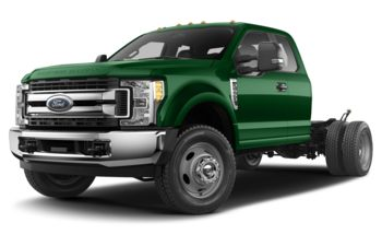 2019 Ford F-450 Chassis - Green