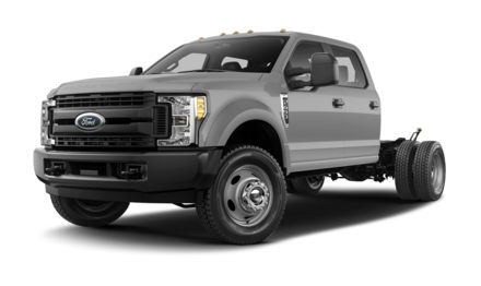 2017 Ford F-450 Chassis XL