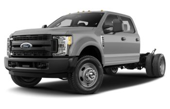 2019 Ford F-550 Chassis - Ingot Silver Metallic