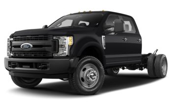 2018 Ford F-550 Chassis - Shadow Black