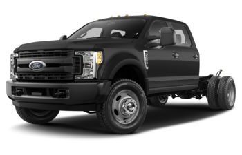 2019 Ford F-450 Chassis - Magnetic