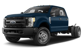 2018 Ford F-450 Chassis - Blue Jeans Metallic