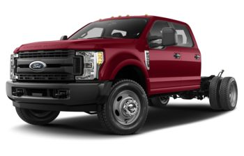 2018 Ford F-350 Chassis - Ruby Red Tinted Clearcoat