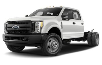 2019 Ford F-550 Chassis - Oxford White