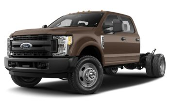 2018 Ford F-350 Chassis - Stone Grey