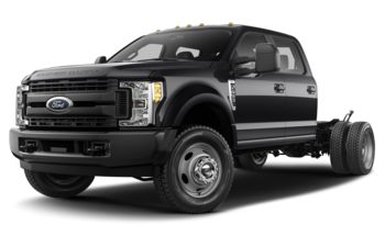 2019 Ford F-550 Chassis - Agate Black Metallic