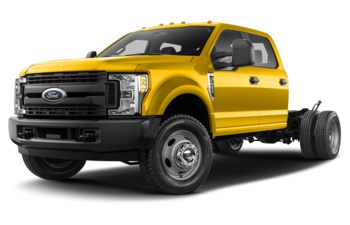 2019 Ford F-550 Chassis - Yellow