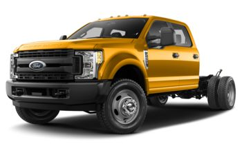 2019 Ford F-550 Chassis - School Bus Yellow
