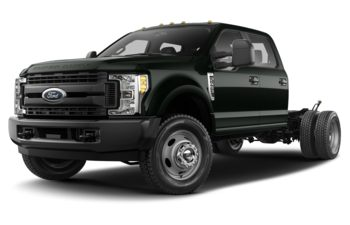 2019 Ford F-550 Chassis - Green Gem