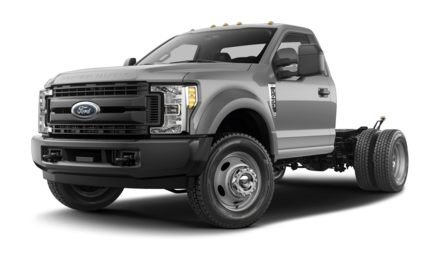 2018 Ford F-450 Chassis XL