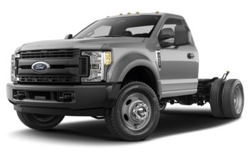 2018 Ford F-450 Chassis - Ingot Silver Metallic