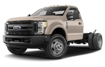2018 Ford F-450 Chassis - Magnetic