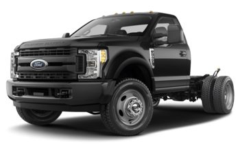 2018 Ford F-450 Chassis - Ruby Red Tinted Clearcoat