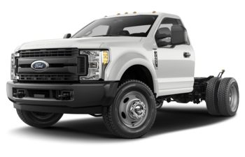 2018 Ford F-450 Chassis - Oxford White