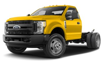 2019 Ford F-450 Chassis - Yellow