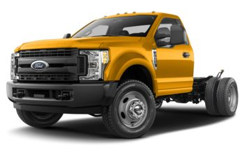 2019 Ford F-450 Chassis - School Bus Yellow