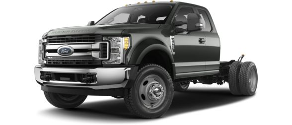 2017 Ford F-450 Chassis