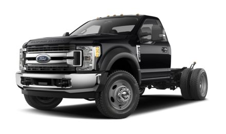2018 Ford F-550 Chassis XL