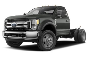2018 Ford F-550 Chassis - Magnetic