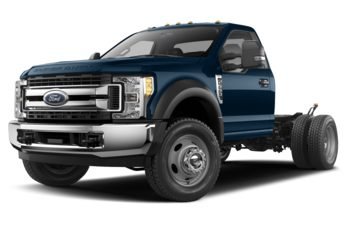 2020 Ford F-600 Chassis - Blue Jeans Metallic