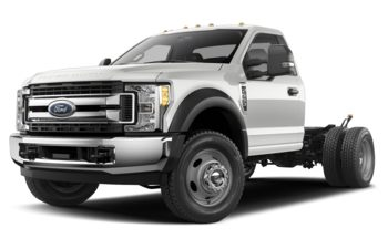 2020 Ford F-600 Chassis - Oxford White