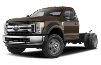 2020 Ford F-600 Chassis - Stone Grey Metallic