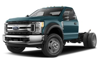 2019 Ford F-550 Chassis - Green