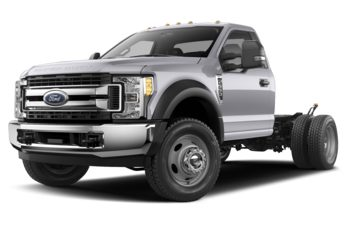 2020 Ford F-600 Chassis - Iconic Silver Metallic