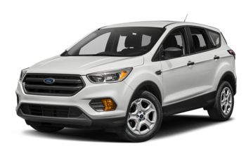 2018 Ford Escape - N/A