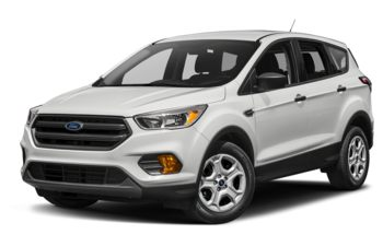 2018 Ford Escape - Oxford White
