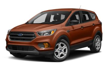 2017 Ford Escape - Canyon Ridge