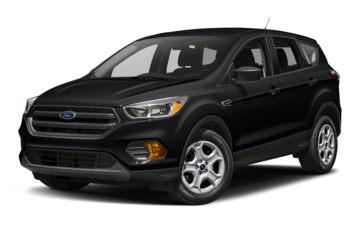 2017 Ford Escape - Shadow Black