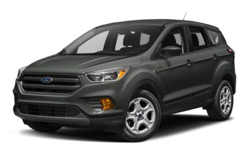 2017 Ford Escape - Magnetic
