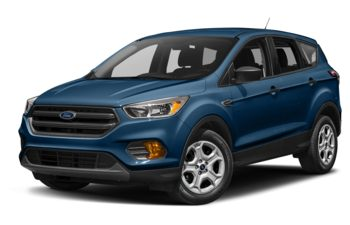 2017 Ford Escape - Lightning Blue