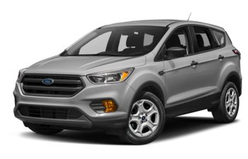 2017 Ford Escape - Ingot Silver